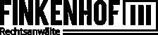 FINKENHOF Rechtsanwälte Logo