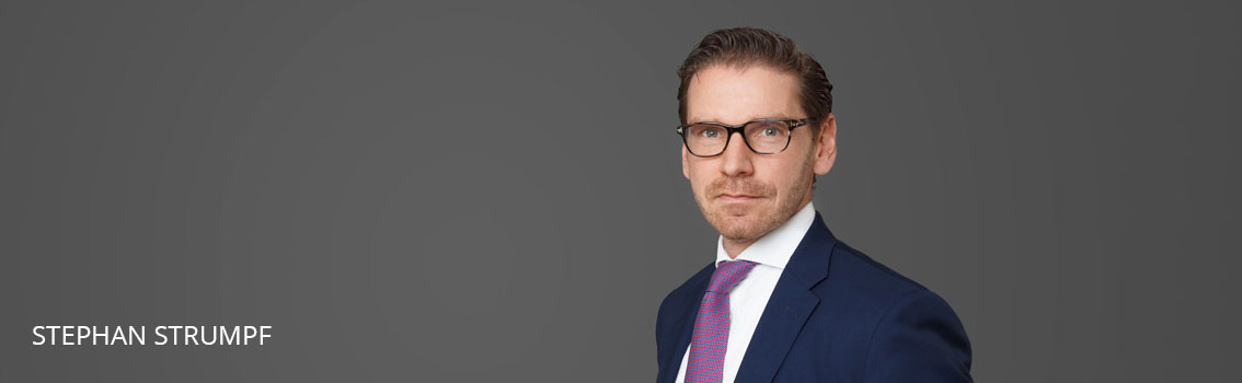 Stephan Strumpf FINKENHOF Attorneys at law Frankfurt Germany Restructuring and Insolvency Advice
