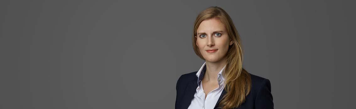 Lisa Alp Rechtsanwältin bei FINKENHOF, Frankfurt am Main